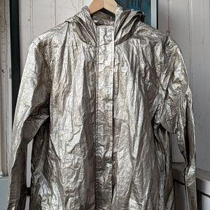 Stussy Silver Jacket, size M